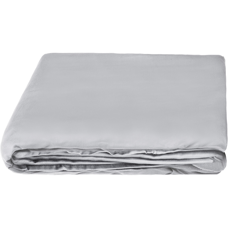 EarthHero - Dove Grey Bamboo Charcoal Fitted Bamboo Sheets - 1