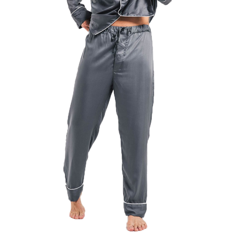 EarthHero - Men's Bamboo Lyocell Pajama Pants - Grey