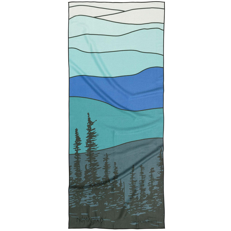 EarthHero - Nomadix Smoky Mountains Recycled Travel Towel - 1