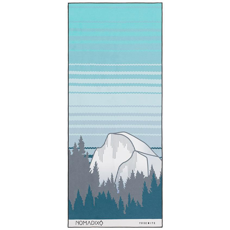 EarthHero - Nomadix Yosemite Recycled Travel Towel - 1