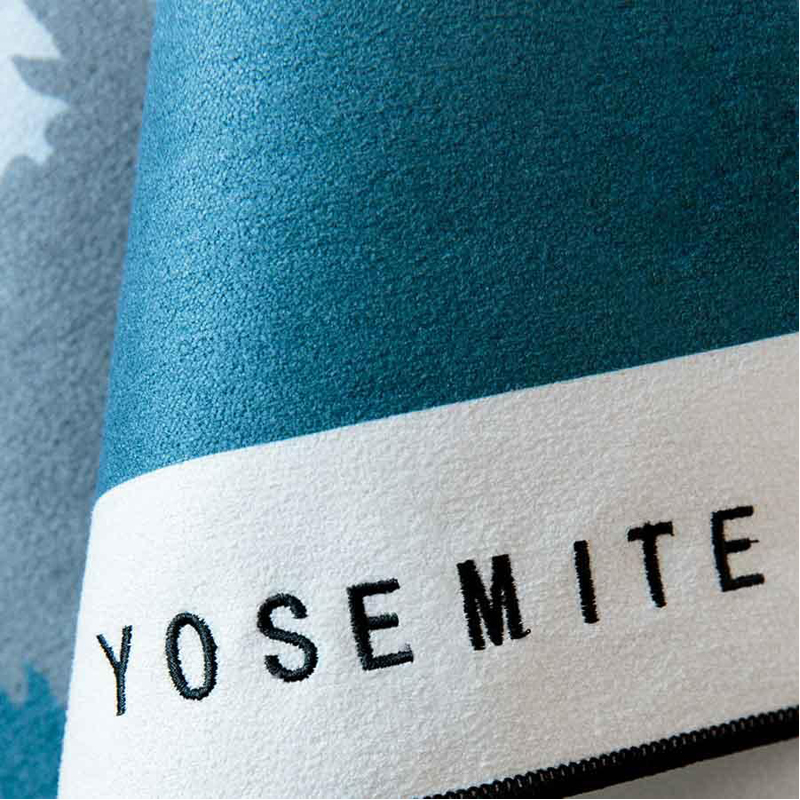 EarthHero - Nomadix Yosemite Recycled Travel Towel - 2