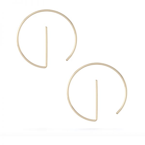 EarthHero - Lil G Small Hoop Earrings - 1