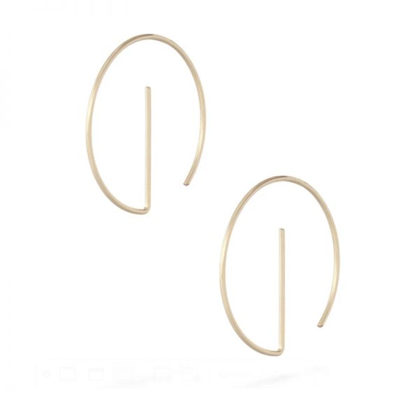 EarthHero - Lil G Small Hoop Earrings - 3