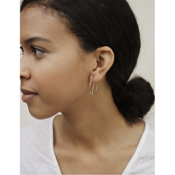 EarthHero - Lil G Small Hoop Earrings - 4