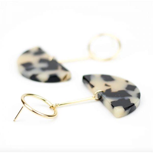 EarthHero - Lunette Drop Earrings - 3