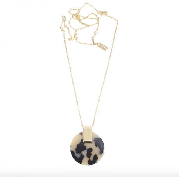 EarthHero - Sustainable Iota Pendant Necklace - 2