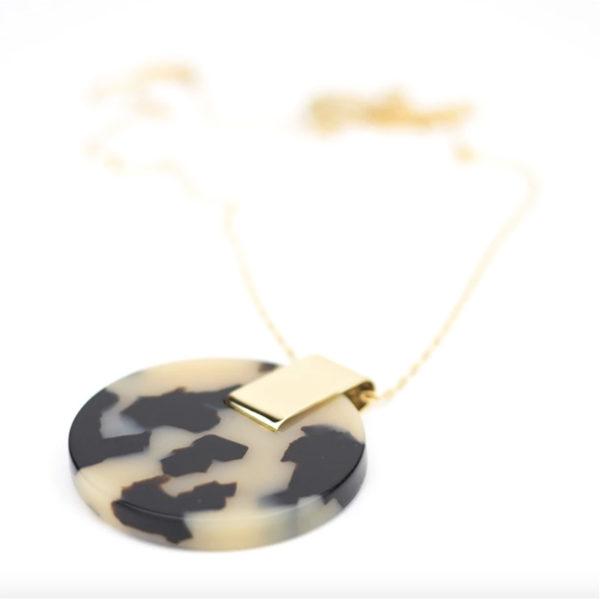 EarthHero - Sustainable Iota Pendant Necklace - 3