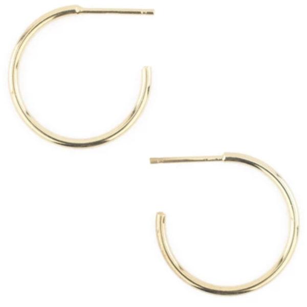 EarthHero - Sustainable Small Hoop Earrings - 1
