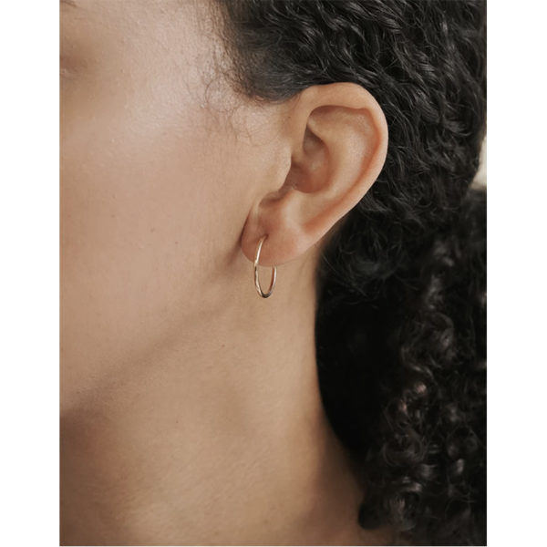 EarthHero - Sustainable Small Hoop Earrings - 2