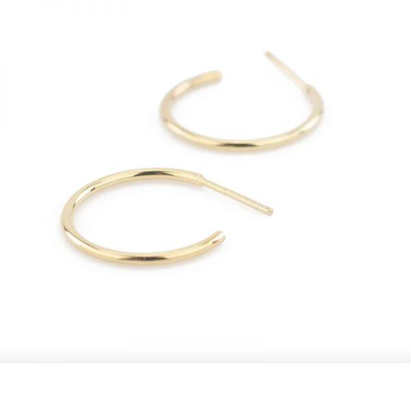 EarthHero - Sustainable Small Hoop Earrings - 3