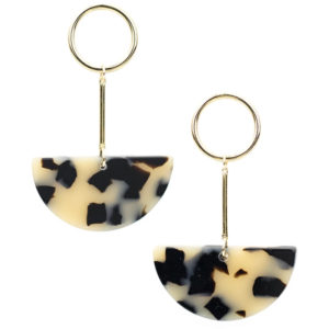 EarthHero - Lunette Drop Earrings - 1