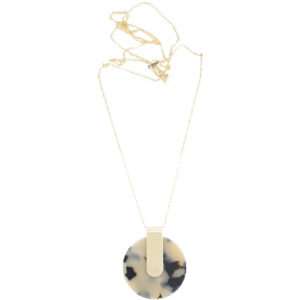 EarthHero - Sustainable Iota Pendant Necklace - 1