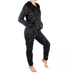 EarthHero - Constellation Map Adult Onesie - 1