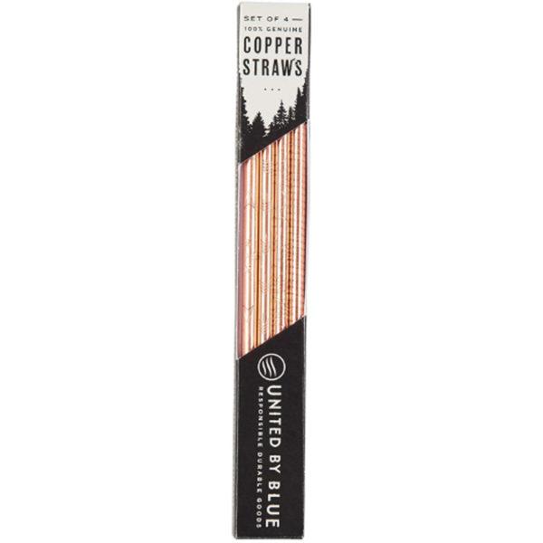 EarthHero - Adventure Set Copper Reusable Straws - 1