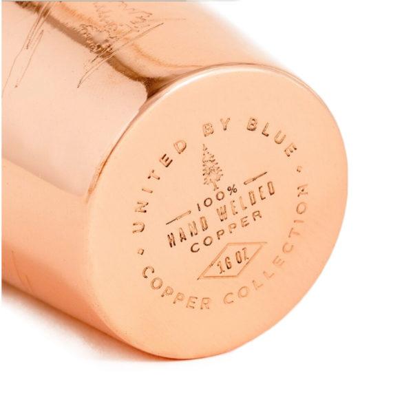 EarthHero - Mountain Gaze Enamel Lined Copper Cups - 4