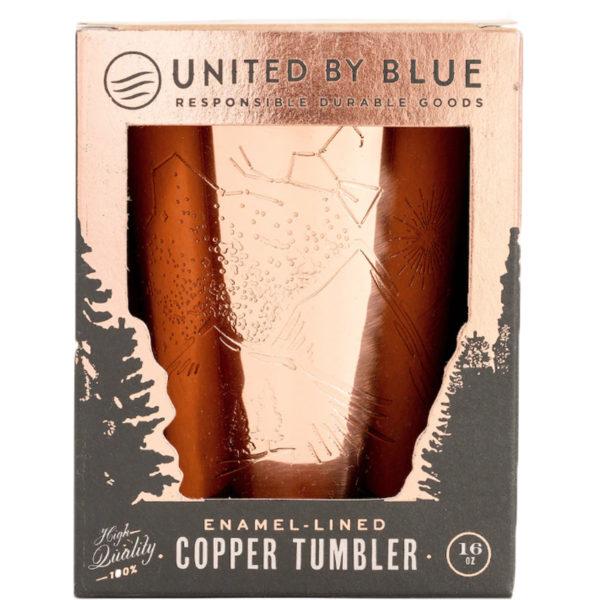 EarthHero - Mountain Gaze Enamel Lined Copper Cups - 5