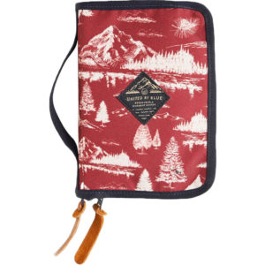 EarthHero - Peaks Zip Passport Holder - 1