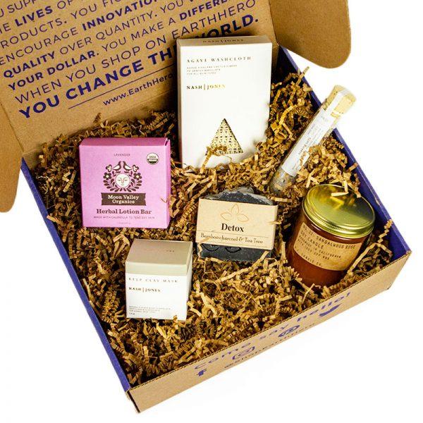 EarthHero - Self Care Gift Box - 1