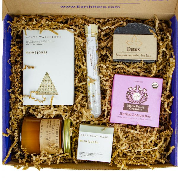 EarthHero - Self Care Gift Box - 2