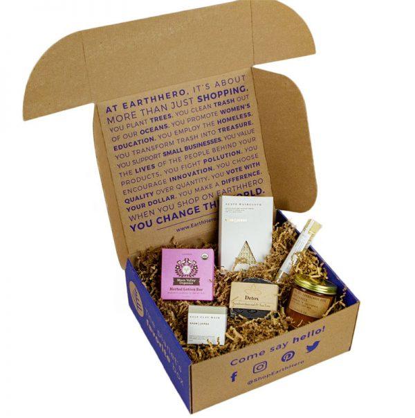 EarthHero - Self Care Gift Box - 3