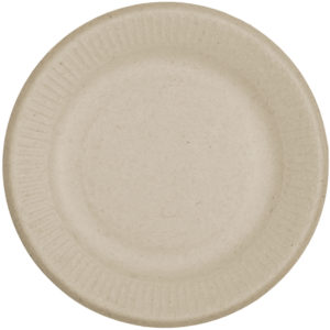 "EarthHero - World Centric Plant Fiber Compostable Plates 6"" - 1"