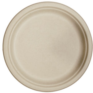 "EarthHero - World Centric Plant Fiber Compostable Plates 10"" - 1"