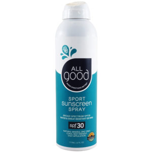 EarthHero - Sport Natural Sunscreen Spray - SPF 30 1