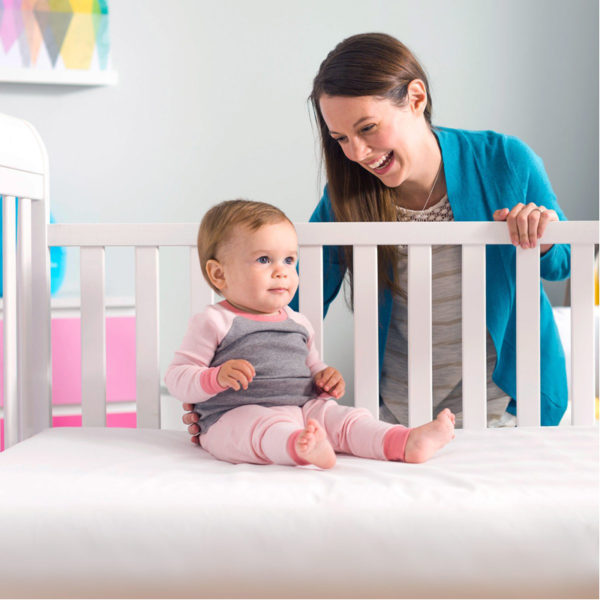 EarthHero - Lullaby Earth Healthy Support Crib Mattress  - 2