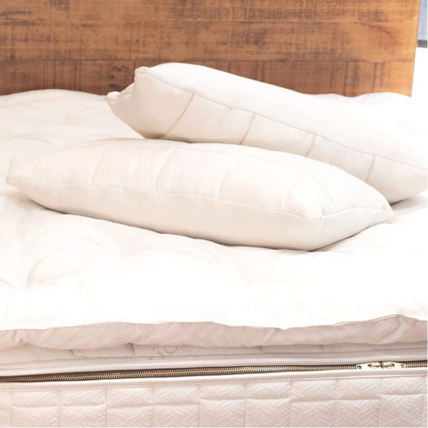 EarthHero - 2-in-1 Organic Shredded Latex Pillow - 3