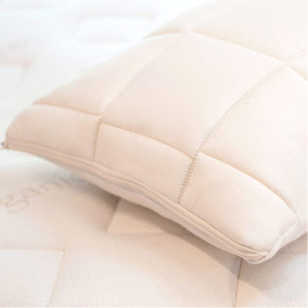 EarthHero - 2-in-1 Organic Shredded Latex Pillow - 5