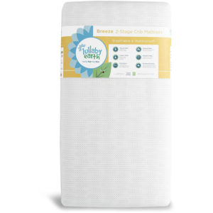 EarthHero - Lullaby Earth Breeze 2-Stage Crib Mattress - 1