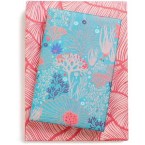 EarthHero - Underwater Flora Recycled Gift Paper (3pk) 1
