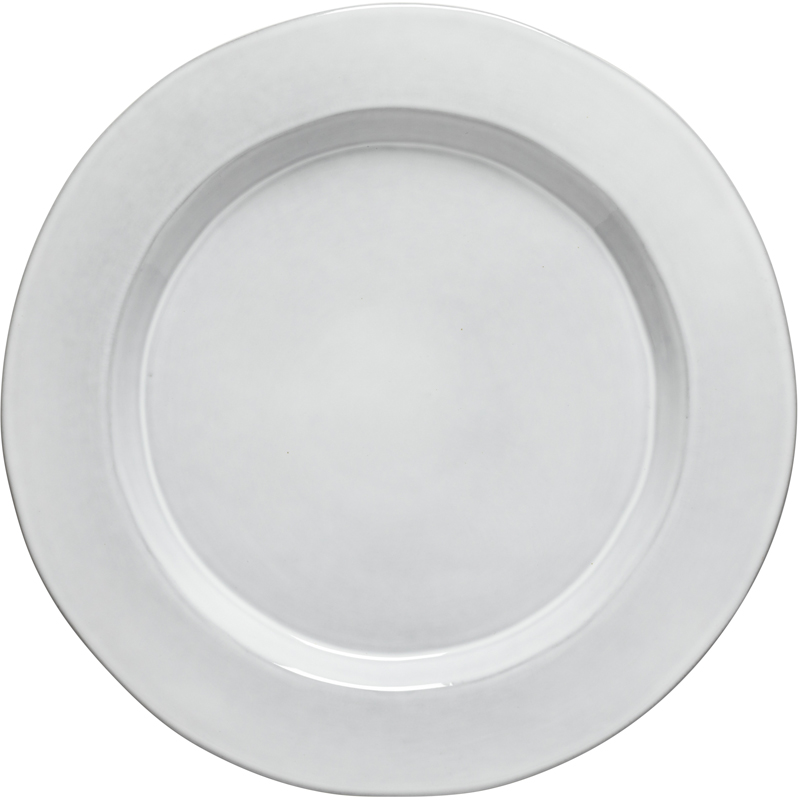 Corp Stoneware Dipping Plate Dinner Is Served by Certified Int