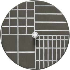 "EarthHero - Recycled Stoneware Presentation Plates 6"" - 1"