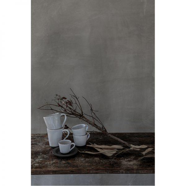 EarthHero - Recycled Stoneware Tea Cups 6oz - 3