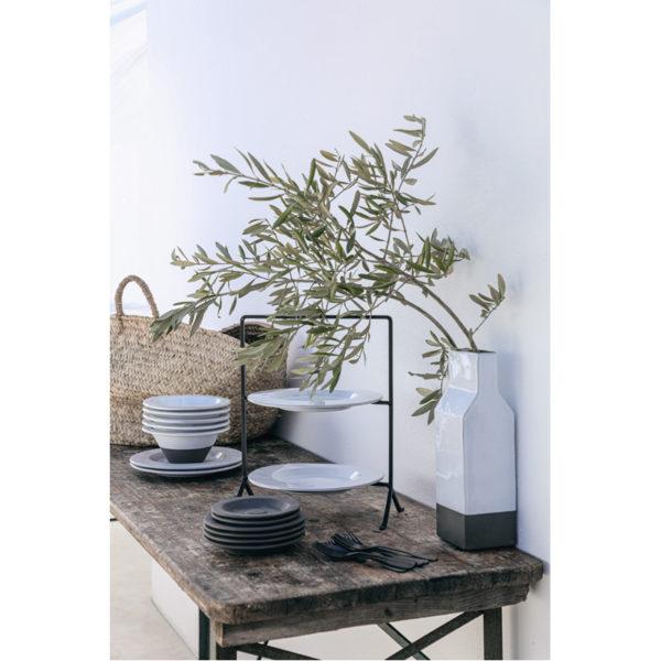 EarthHero - Recycled Stoneware Vase  - 3