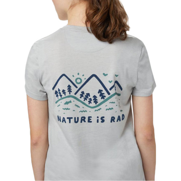 EarthHero - Nature is Rad Women's T-Shirt - 1