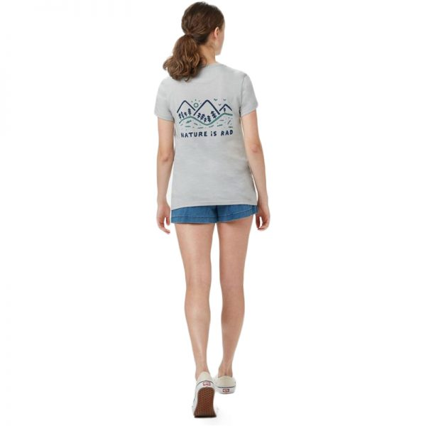 EarthHero - Nature is Rad Women's T-Shirt - 2