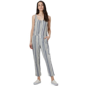 EarthHero - Women's Striped Jericho Jumpsuit - 1