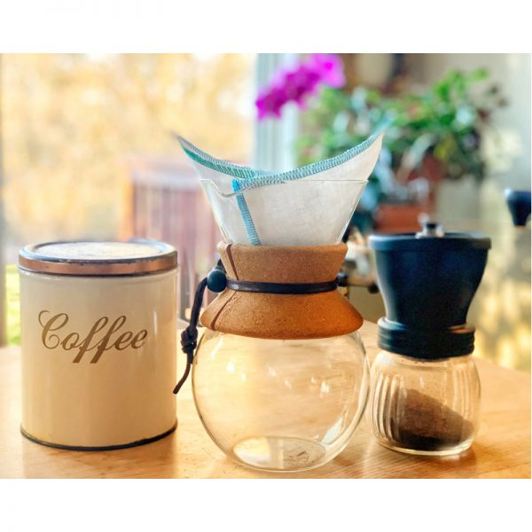 EarthHero - Pour Over Reusable Coffee Filter - 2
