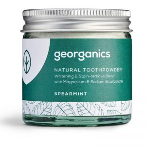 EarthHero - Natural Mineral-Rich Toothpaste - Spearmint