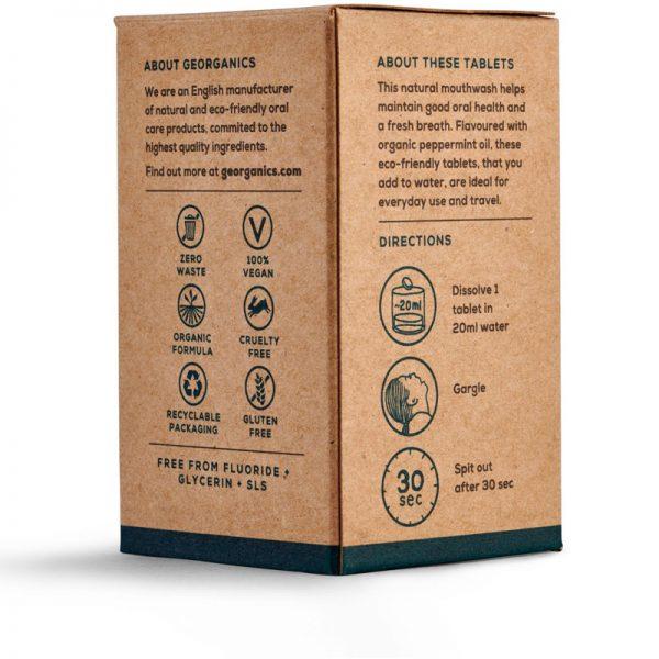 EarthHero - Natural Mouthwash Tablets - 3