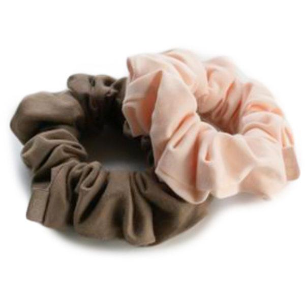 EarthHero - Blush Walnut Organic Hair Scrunchies 3