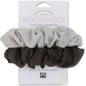 EarthHero - Moon Shadow Organic Hair Scrunchies 1