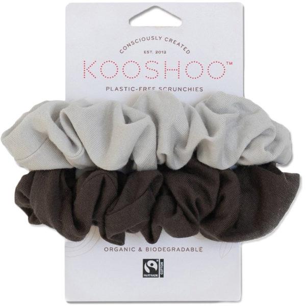 EarthHero - Moon Shadow Organic Hair Scrunchies 1