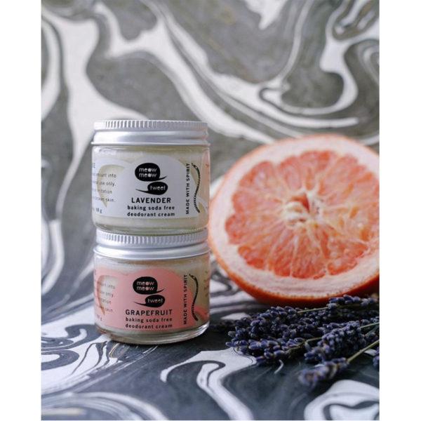 EarthHero - Baking Soda Free Zero Waste Deodorant Cream - 2