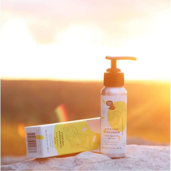 EarthHero - Everyday Natural Sunscreen - SPF 25 - 3