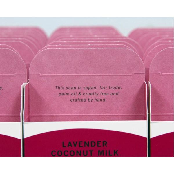 EarthHero - Lavender Coconut Milk Shampoo Bar - 4