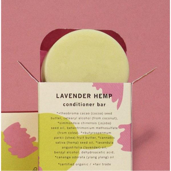 EarthHero - Lavender Hemp Conditioner Bar - 2