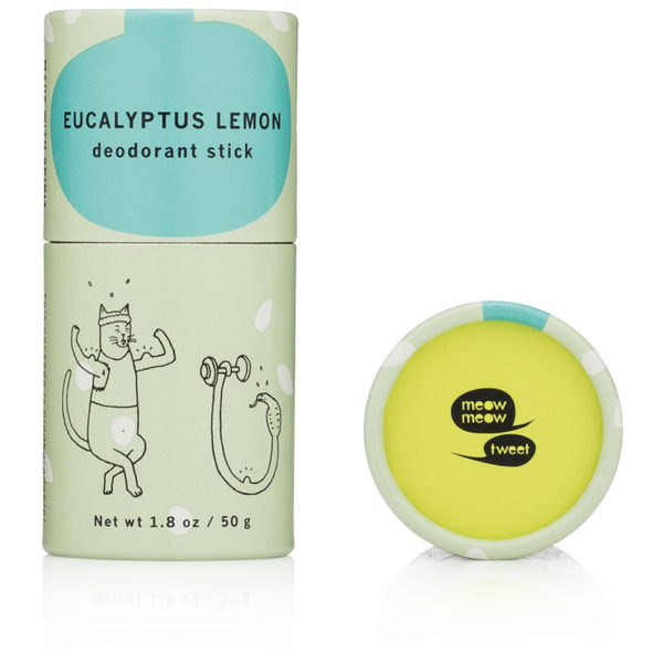 EarthHero - Zero Waste Deodorant Stick - 1